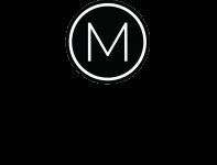 Omega Marble Logo Vertical